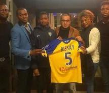Joaquim tonye BISSAY (AA Sarcelles-2005) qui avait brillé lors de la Paname Cup U13 signe au FC Sochaux!