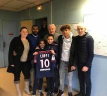 Un des vainqueur de la Paname Cup U13 Emerick LOPEZ (FC Montfermeil-2005) signe au PSG!