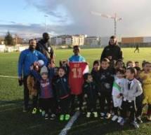 ALY Yzai Yann (2005-FC Montfermeil) signe au stade de Reims!