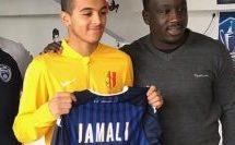 Sami JAMALI (2003-FC Mantois) signe à l'ESTAC!