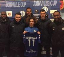 Adam BOUROGAA (RC Joinville-2004) signe au RC Strasbourg!