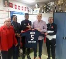 Brael DOUMA (COM Bagneux-2004) signe au SM Caen!