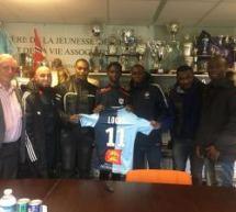 Élysée LOGBO (CFFP-2004) signe au Havre AC!