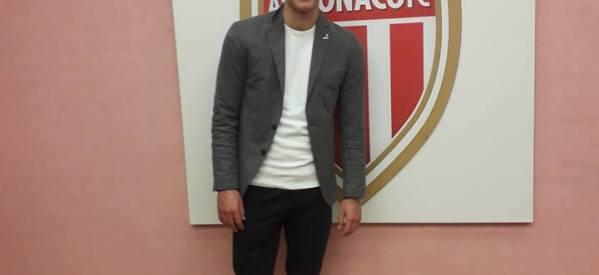 Un ancien jeune du Racing Colombes signe un contrat professionnel de 3 ans pro à l'AS Monaco!